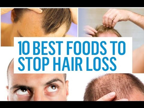 What Foods To Eat To Stop Hair Falling Out