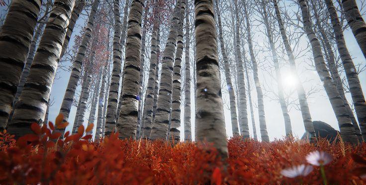 UE4 - autumn