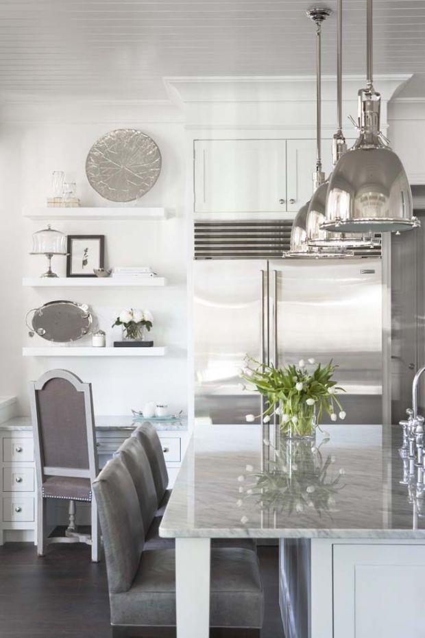 Grey White Kitchen Combos