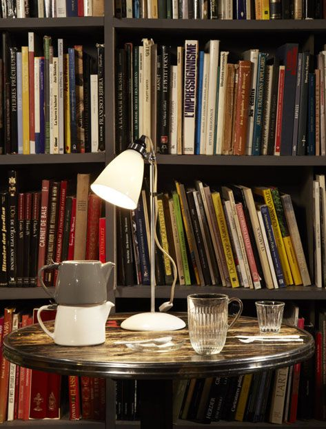 Spotted in Merci Online Store in Paris the Hector Medium Dome table light - Thanks Merci-Merci