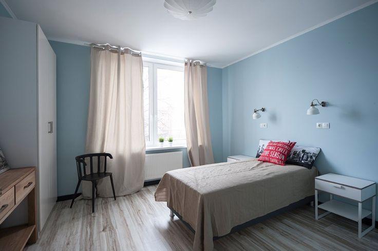 Квартира всветлых тонах для брата исестры. Изображение №5.