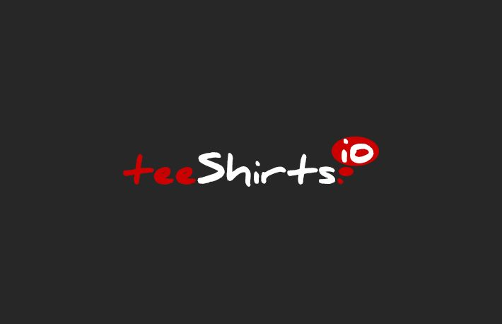 TeeShirts.io Brand Logo