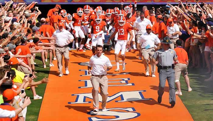 Clemson announces plans to improve gameday traffic flow - Clemson Football Update | TigerNet