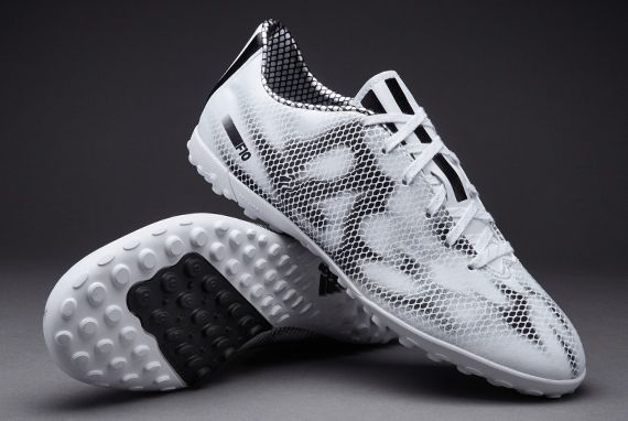 adidas F10 TF - White/Core Black/Core Black