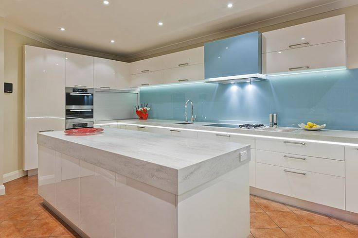 Want to transform your kitchen? Consider a stunning custom printed #glass #splashback for your #kitchen.