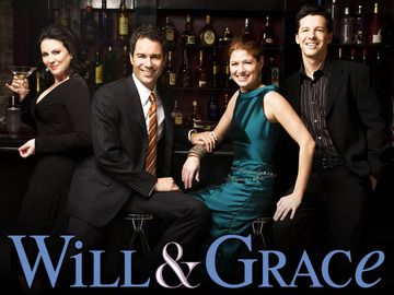Will & Grace, this show would offend me and I would think of not watching it and then pow! Laugh myself silly.