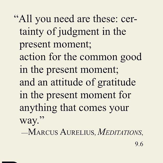 "Recalling Old Memories Quotes: ""The Big Three!"" #MarcusAurelius #DailyStoic #RyanHoliday"