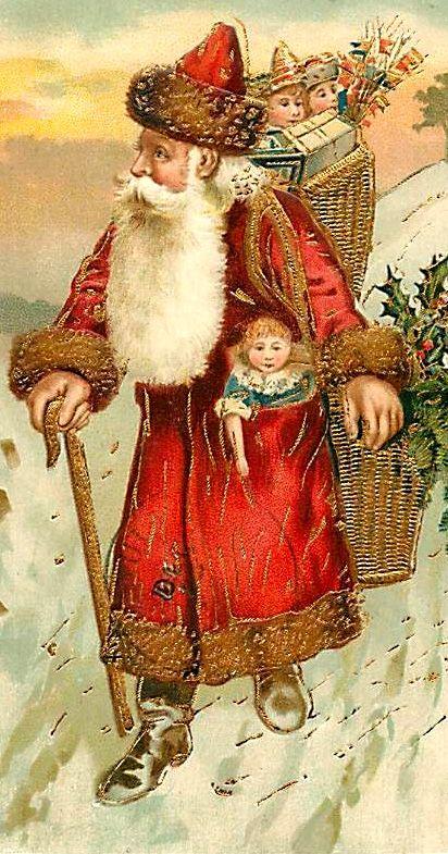 St Nicholas Christmas Decorations