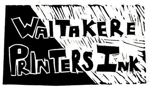 Waitakere printers ink