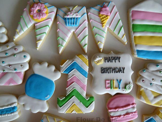 Sweet Shoppe 1st Birthday, by Flour De Lis