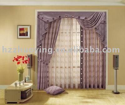 Rideau rideau de la fen tre cantonniere rideaux id du produit 324616732 - Patron de valence de rideau ...
