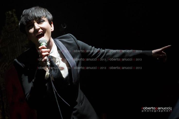 Arisa - Auditorium Parco della Musica 07-02-2013