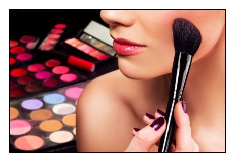 Make Up Tips - The Finishing Touch.