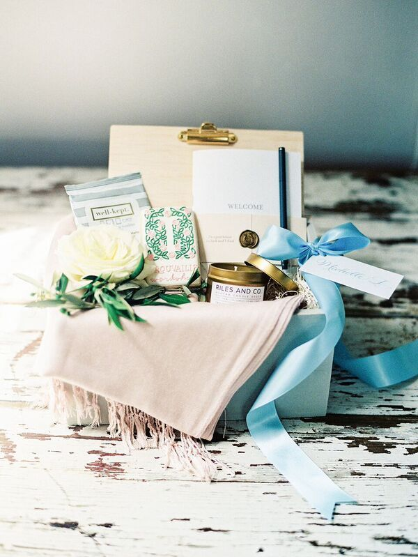 Artisan Welcome Gifts By Marigold Grey