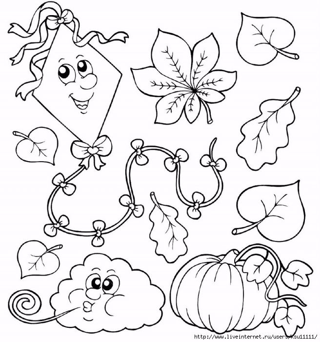 49 best Ősz images on pinterest | fall, kid crafts and fall crafts - Autumn Coloring Pages Toddlers