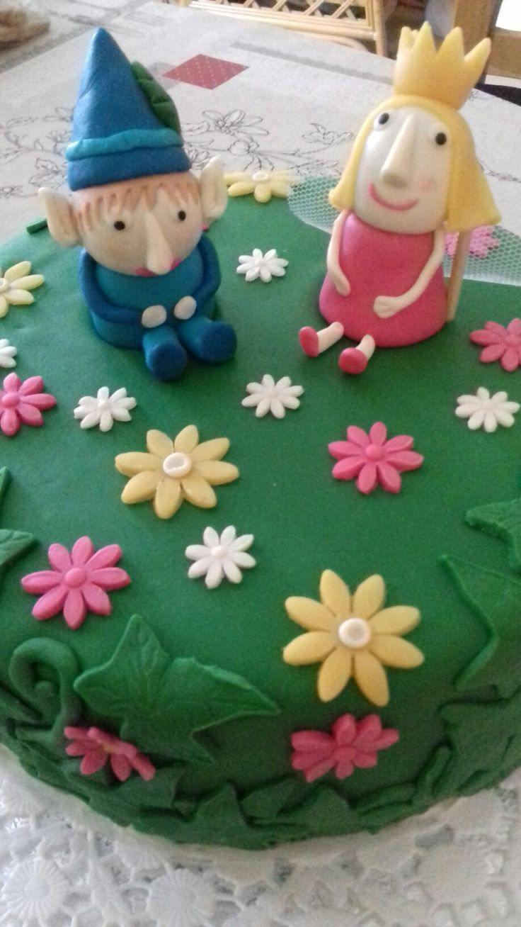 Csenge 3. születésnapi tortája