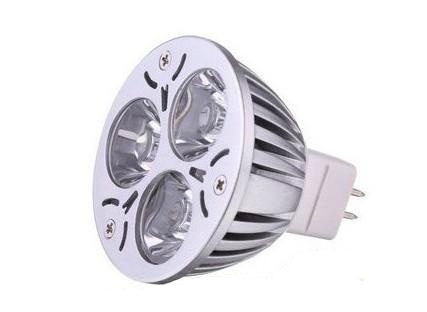 Data:    1. Base type: MR16  2. Light source: LED 3*1W  3. High power led: SSC/Cree/Epistar/Edison/K2  4. Lumens output: 180-240LM  5. Lens beam angle: 30 , 45 , 60 degree  6. Working current: 350mA  7. International Protection: IP44  8. Color available: white, warm white, cold white, red, green, blue, yellow  9. Voltage and current: AC/DC12V 350mA  10. Power consumption: 3*1W