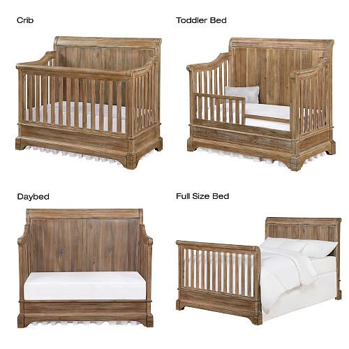 Best 25 rustic baby cribs ideas on pinterest rustic for Best baby cribs for small spaces