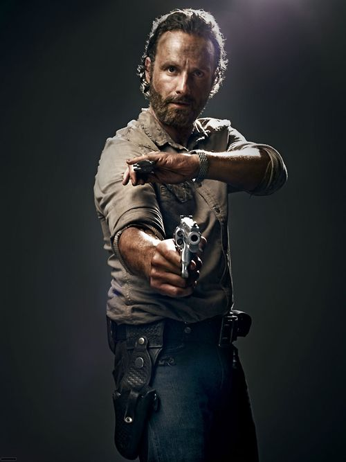Season 4 Promo Photo - Rick Grimes (Andrew Lincoln)