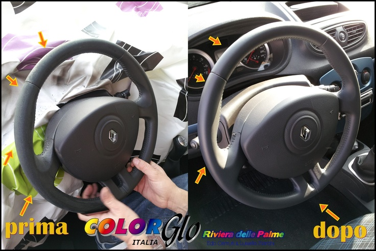 Color Glo Italy Before & After