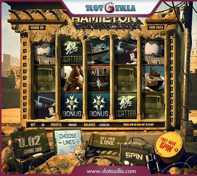 Play as if you were a special agent of the Swedish secret service. Play Charles Hamilton free slot by BetSoft at slotozilla.com