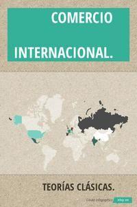 Infographic: comercio internacional. -