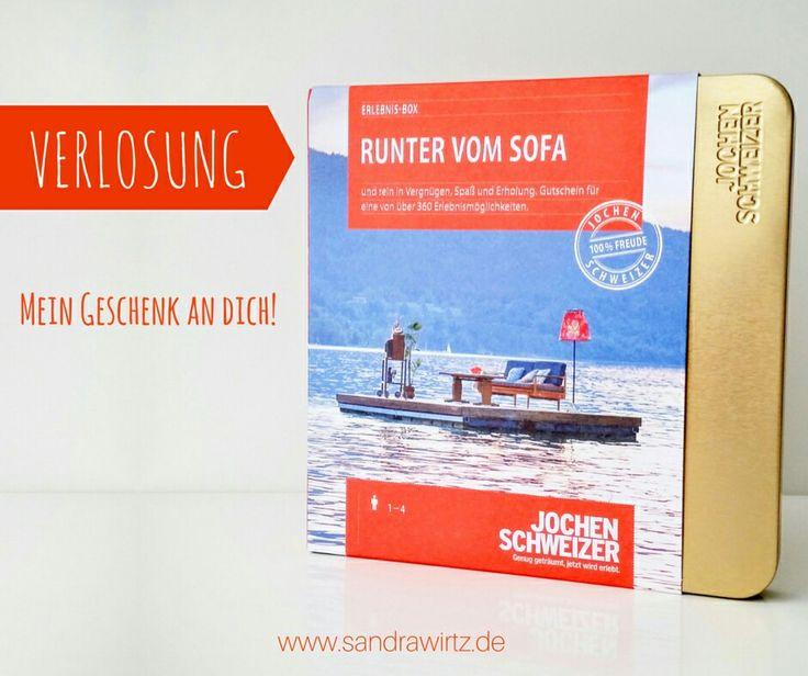 #verlosung #gewinnspiel #geschenk #erlebnis #gutschein #freizeit #erlebnisbox #geschenkidee #runtervomsofa #Jochenschweizer #gutschein