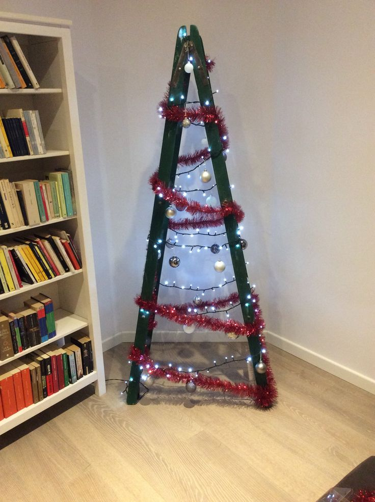 A chic Christmas tree!