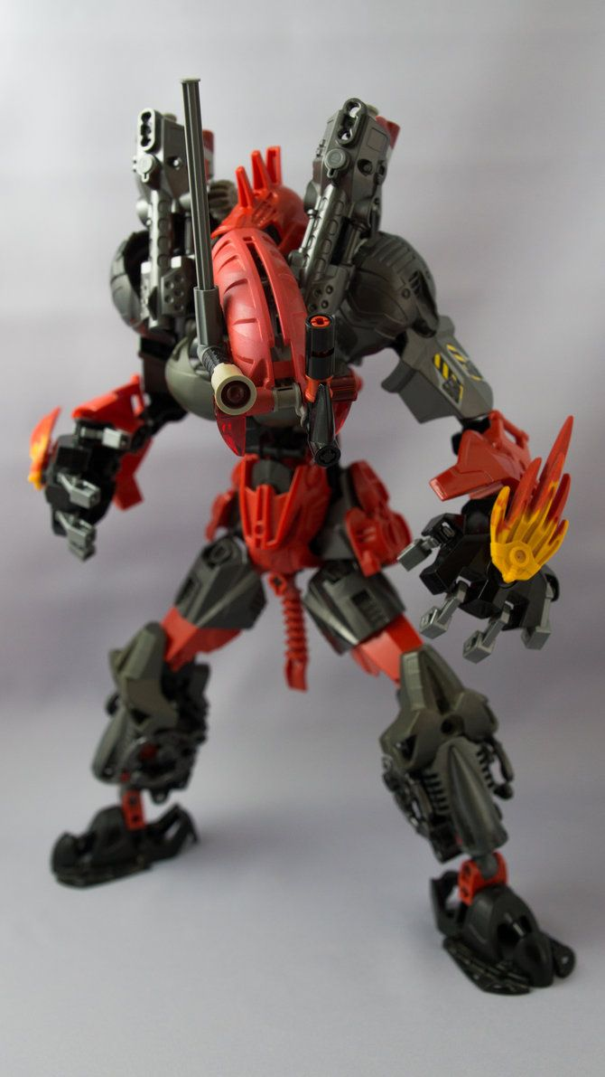 The Flaming Fiery by SkrallRazor on deviantART