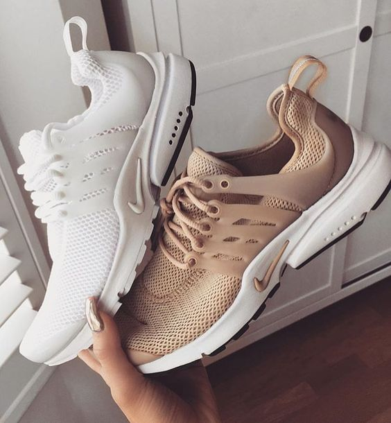 """4,229 Likes, 47 Comments - All Things Nude... (@nudestylles) on Instagram: """"White or Nude ❔ #nudestyles #sneakerhead #sneakercon #presto #nikey"""""""