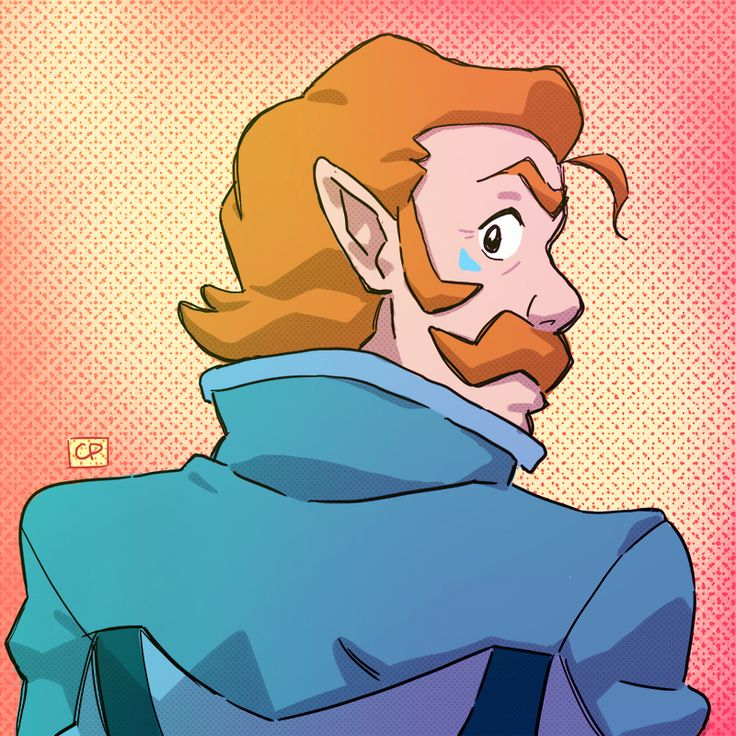Hearing Rhys Darby's Coran was one of the highlights of jumping onto Voltron. I'll never stop saying it, the crew is amazing. The cast is amazing.