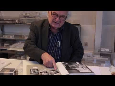 Herman Hertzberger // Diagoon Houses // interview with the architect // @youtube