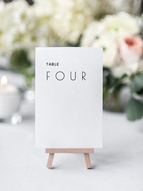 Table Number Template Printable Wedding Table Number Sign Template - Download Numbers Spreadsheet For Mac