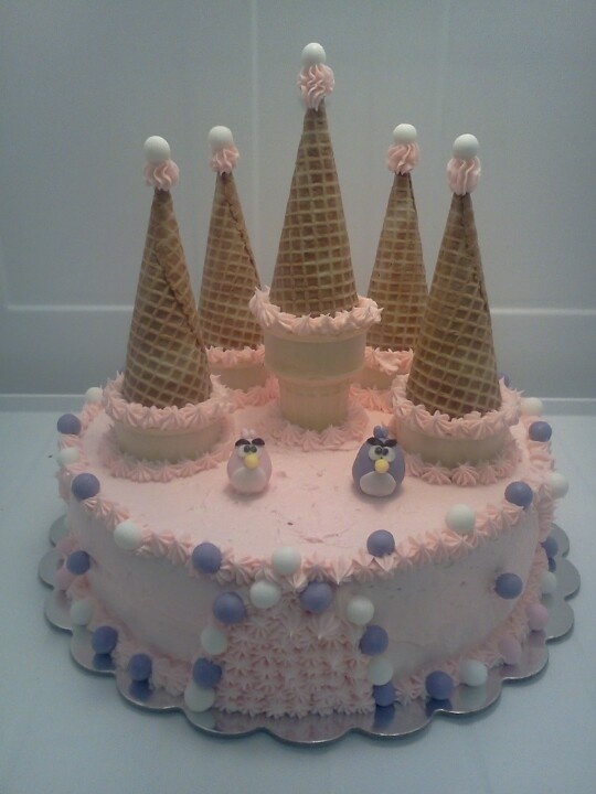 From Karas Party Ideas Princess Cake For 2 Year Old