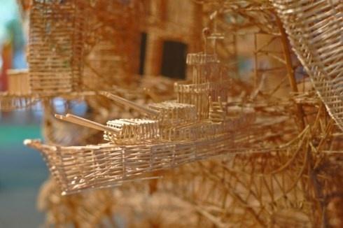 kinetic sculpture of San Francisco