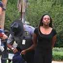 Bree Newsome snatched down a Confederate flag at the South Carolina Statehouse. Lesha Evans calmly faced down officers in riot gear at a Baton Rouge march. Widely published photographs of these and…Bree Newsome snatched down a Confederate flag at the South Carolina Statehouse. Lesha Evans calmly faced down officers in riot gear at a Baton Rouge march. Widely published photographs of these and other black women offer some of the most arresting images to emerge from the protest movement of…