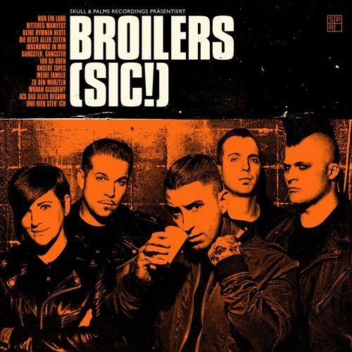 Broilers FF Online Shop -  Broilers -  (sic!) - Limited Fan Box für nur 50,00€ (04.11.2016) im offiziellen Broilers Shop kaufen