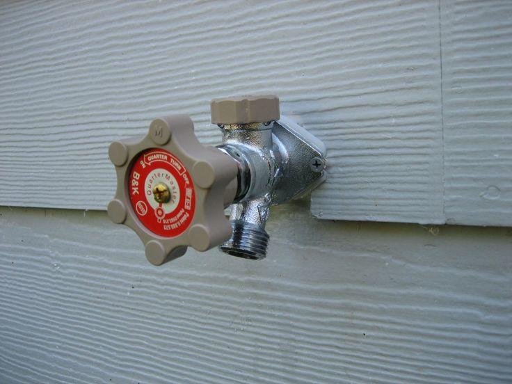 Best 25 Outdoor Faucet Repair Ideas On Pinterest Pex