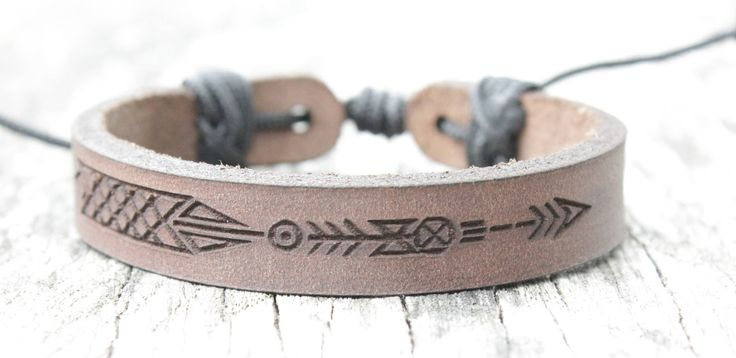 MADE-TO-ORDER  BOTH SIDE ENGRAVED BRACELET ( on the bracelet can be engaved text, symbols, patterns #leatherbracelet #bracelet #personalized #gift #accessories #jewelry