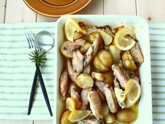 ローズマリーレモンチキン by 庭乃桃 | レシピサイト「Nadia | ナディア」プロの料理を無料で検索