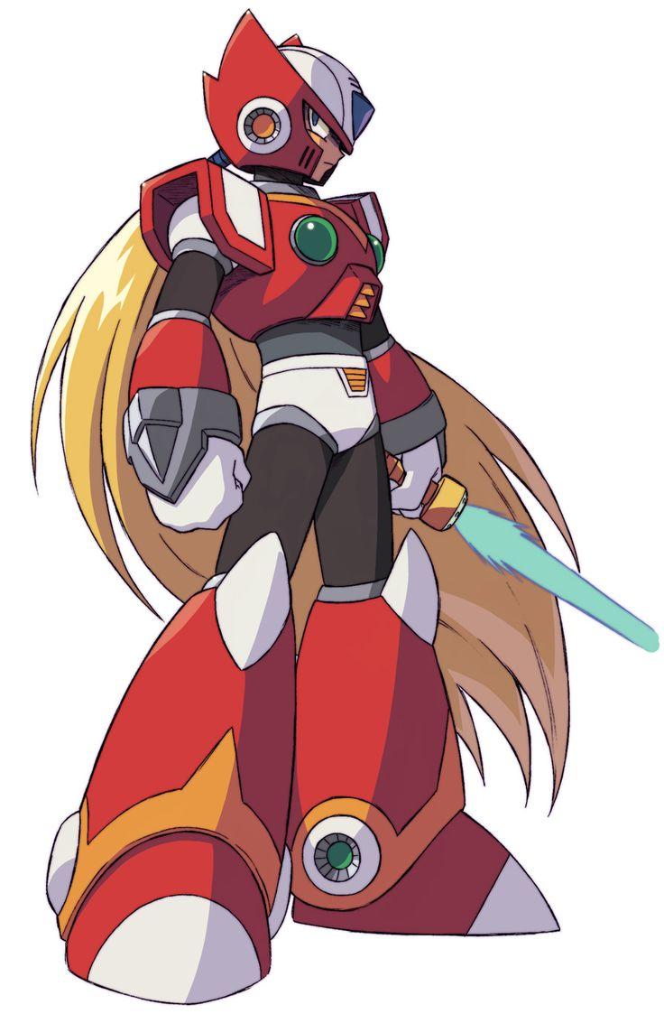 Megaman x zero