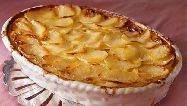 Best Potato Gratin | From Silver Palate Cookbook. I've made this before and they are delicious!