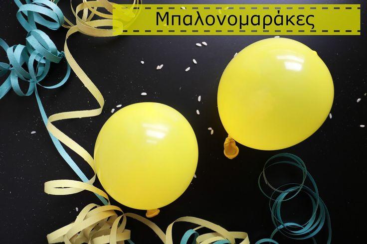 diy balloon shakers