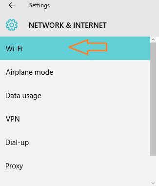 how to put a computer on airplane mode