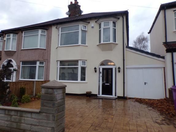 3 Bed Semi-detached House For Sale, Lammermoor Road, Mossley Hill, Liverpool, Merseyside L18, with price £350,000 Offers in region of. #Semi-detached #House #Sale #Lammermoor #Road #Mossley #Hill #Liverpool #Merseyside