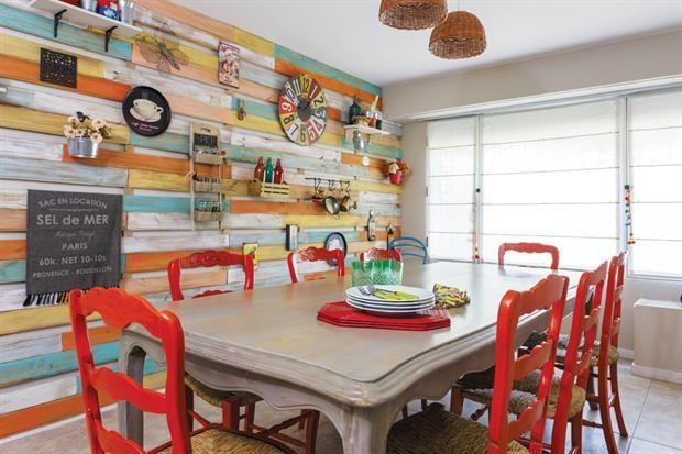 Propuestas que combinan recursos de diversos estilos y se convierten en espacios relajados para compartir en familia o con amigos