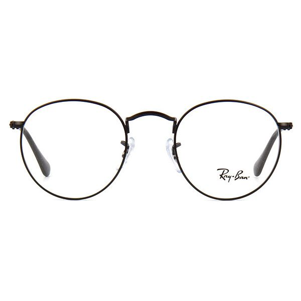 Ray Ban Metal RB 3447V 2503 Glasses | Pretavoir ($120) ❤ liked on Polyvore featuring accessories, eyewear, eyeglasses, metal glasses, lens glasses, ray-ban, ray ban glasses and ray ban eye glasses