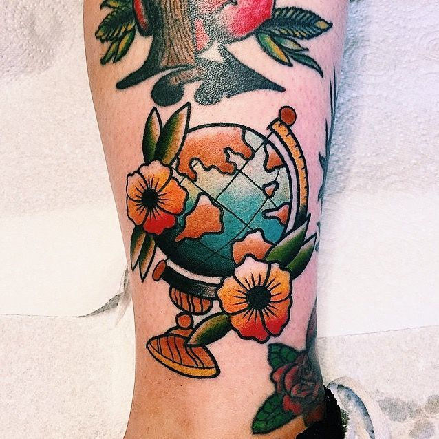 images about Tattoo Time on Pinterest | Traditional tattoos Tattoo ...
