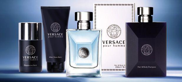 Gamme produits Versace pour homme