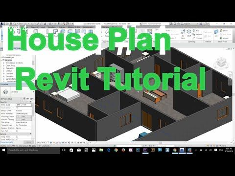 Autodesk Revit - Tutorial for Beginners [COMPLETE]* - YouTube